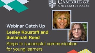 Steps to successful communication for young learners