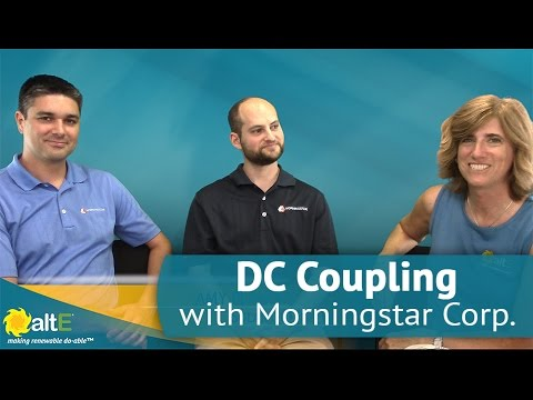 DC Coupling with Morningstar Corp | Overview