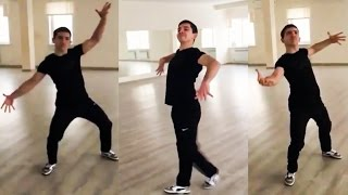 Парень Удивительно Красиво Танцует Лезгинку