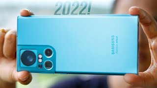 Samsung Galaxy Note 2022 - This is special