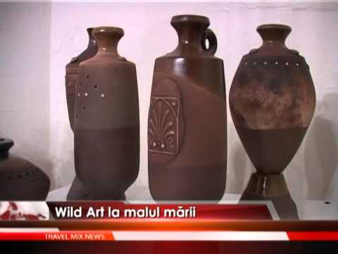 Wild Art la malul mării – VIDEO