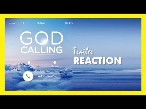 GOD CALLING Trailer Reaction