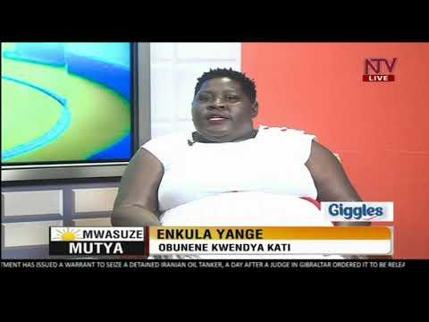 NTV Mwasuze Mutya : Munnakatemba Bitereka agamba nti obunene kwalya