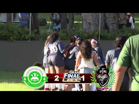 La Gran Final : Liga Atletica de Colegios Cristiano - CBC vs CSG femenino
