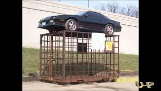Наказание за неправильную парковку 2!