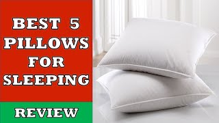 Best 5 Pillows for Sleeping in India - Review