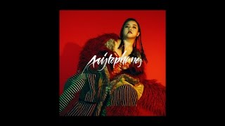 Aristophanes the amazing vocalist on SCREAM from Art Angels has collaborated with