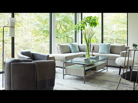 Interior Design — Main Floor Makeover Of A Mid-Century Modern Bungalow
