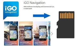 Official IGO On External SD (not Root)