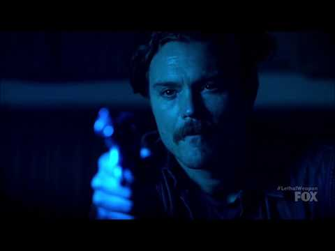 Lethal Weapon S02 Ep07 - Riggs & his visions (part 2.)