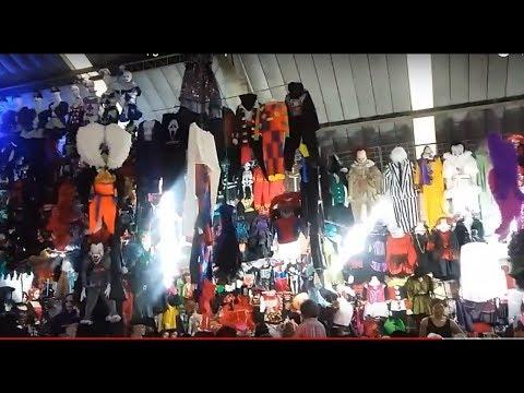 Los Disfraces más económicos | ¿Dónde comprar? | Mercado de Sonora