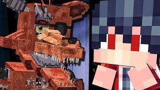 АНИМАТРОНИКИ АТАКУЮТ 💀 ~ ПЯТЬ НОЧЕЙ С ФРЕДДИ #2 аниматроник фнаф в Майнкрафт - Minecraft FNAF 5