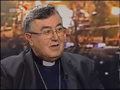 Telering - Nadbiskup vrhbosanski,kardinal Vinko Puljic (part 1)