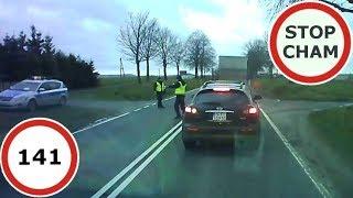 Stop Cham #141 - Niebezpieczne i chamskie sytuacje na drogach