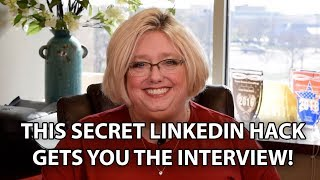 This New LinkedIn Hack Gets You The Interview (2019)