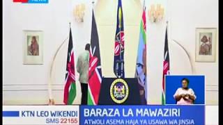 Hisia mseto ya baadhi ya vyama kuhusu uteuzi wa Baraza la Mawaziri