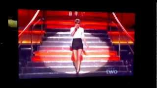Taylor Swift- We Are Never Ever Getting Back Together ( Dancing With The Stars 2012)