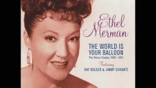 Ethel Merman - Diamonds Are A Girl's Best Friend