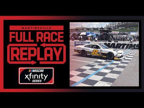 NASCAR ヴァージニア500(マーティンズビル・スピードウェイ)Xfinityのフルレース動画