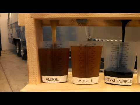 -40 Mobil 1 Amsoil Royal Purple comparison
