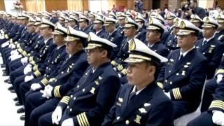 Penutupan Diklat Perwira Siswa Keahlian Pelaut Tingkat  I  Angkatan XXXVIII