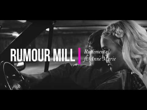 Romour Mill - Rudimental ft. Anne Marie (Lyrics Español /Inglés)