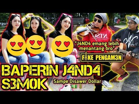 BAPERIN JAND4 S3MOK J4NDA EMANG LEBIH MEN4NTANG