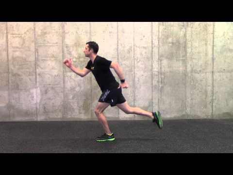 RUNNERS LUNGE: beginner+