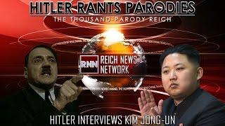 Hitler interviews Kim Jong-un