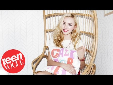 Get an Exclusive Look at Peyton List's Girl Cave Makeover