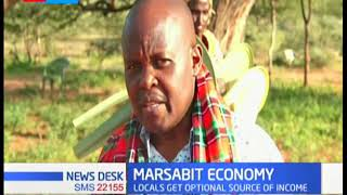 Resident of Laisamis, Marsabit County get a new source of livelihood