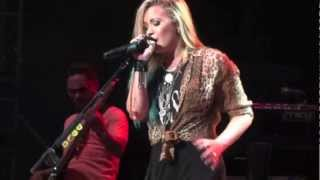 Demi Lovato HD - Here We Go Again/La La Land - Springfield, Illinois - August 11, 2012