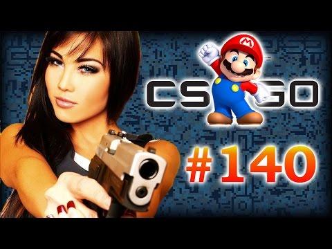 Counter-Strike GO - #140 - ниндзя к нам приходит =)