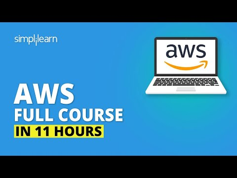 AWS Full Course In 11 Hours | AWS Training For Beginners