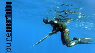 "Deep Spearfishing With Euro-African Champion -Pure Spearfishing Ep.10 (Part I)-""Come With Me"""