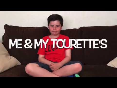 Screenshot of video: Me and My Tourettes