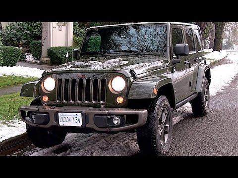 2016 Jeep Wrangler Review