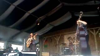 """Shameless"" Ani DiFranco live at JazzFest 2012"