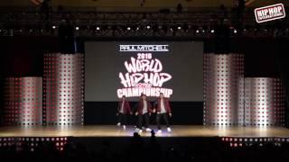 Fraternity - USA (Varsity Division) @ #HHI2016 World Semis!!