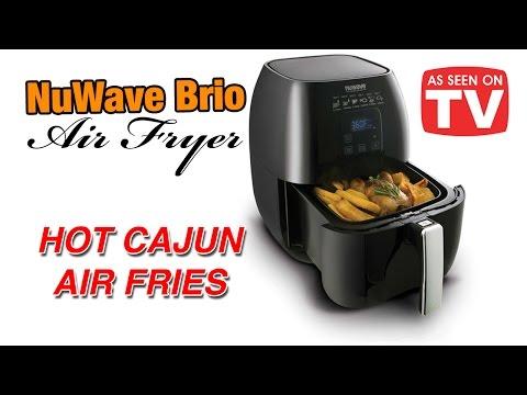 Freidora Sin Aceite Nuwave Brio Digital Air Fryer