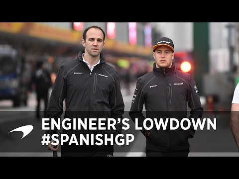 Engineer's Lowdown with Tom Stallard | Spanish GP