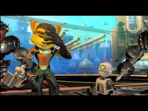 Видео № 0 из игры Ratchet & Clank Future: Tools of Destruction (Б/У) [PS3]