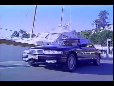Mazda Sentia / 929 1991 JDM RHD 4WS