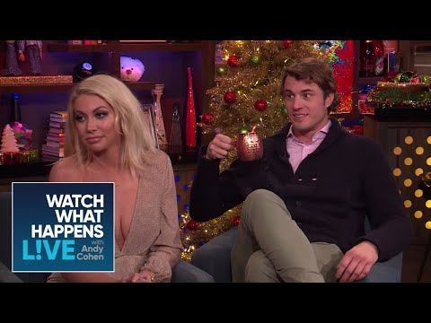 Is Stassi Schroeder Attracted To Shep Rose? | Vanderpump Rules | WWHL