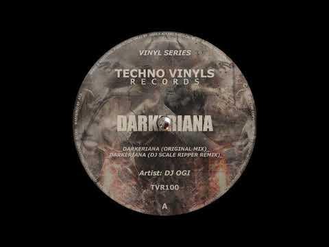 DJ Ogi - Darkeriana. Techno