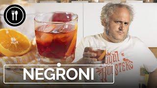 NEGRONI: el legendario cóctel de aperitivo