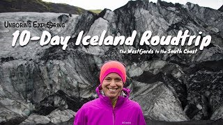 VIDEO: 10-Day Iceland Roadtrip - The Westfjords to the South Coast