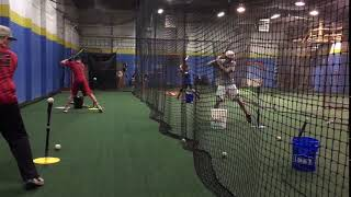 Best Competition Drill for Team Hitting Training