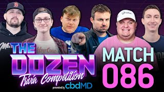 Trivia Showdown: Friends Turn To Enemies In New Game Show Duel (Ep. 086 of 'The Dozen')