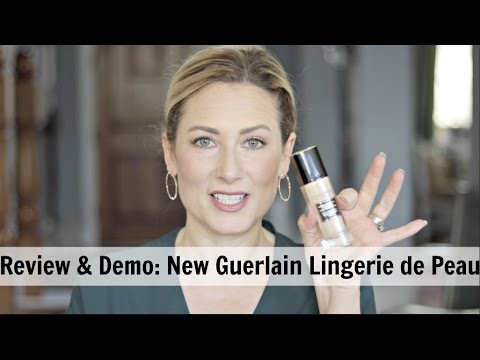 Lingerie De Peau Natural Perfection Foundation by Guerlain #10
